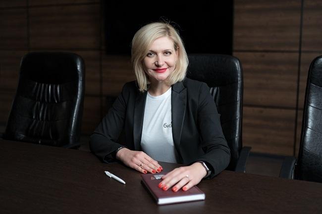 Первый заместитель министра экономического развития Оренбургской области Наталья Струнцова